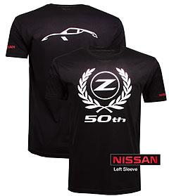 50th_Anniversary_Z_T-Shirt Product Image